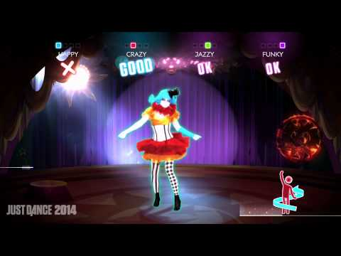 Youtube just dance what does the fox say