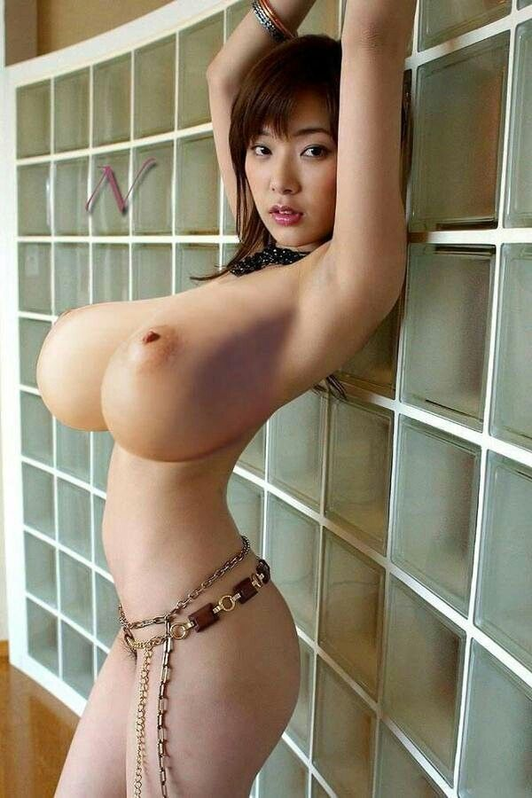 Huge tits small body