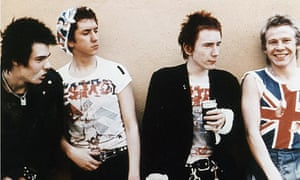 Pictures of the sex pistols